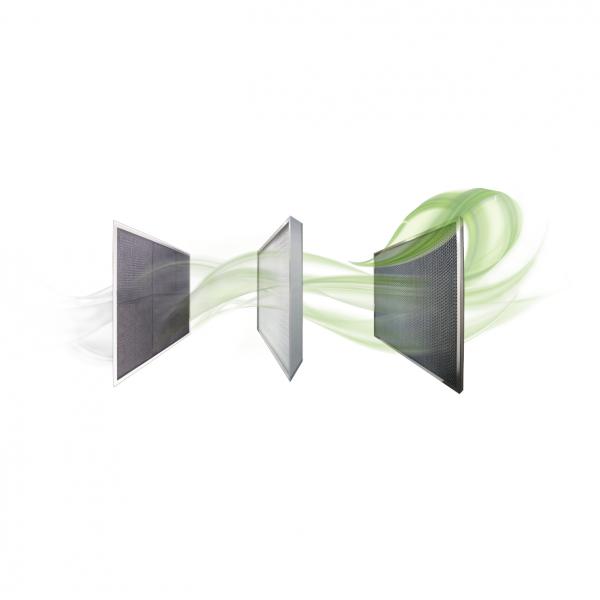 MayAir HEPA Filter Combination