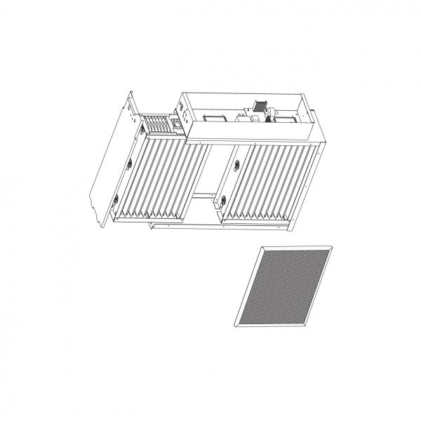 Electrostatic Precipitator Structure
