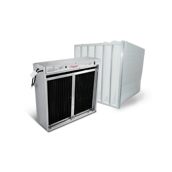 Electrostatic Precipitator Bag Filter