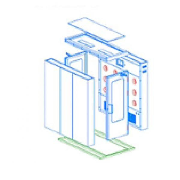 Air Shower Structure