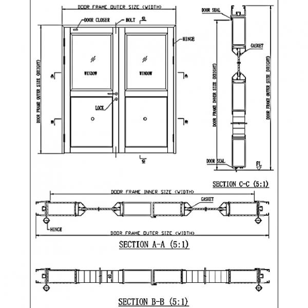 Door System Structure