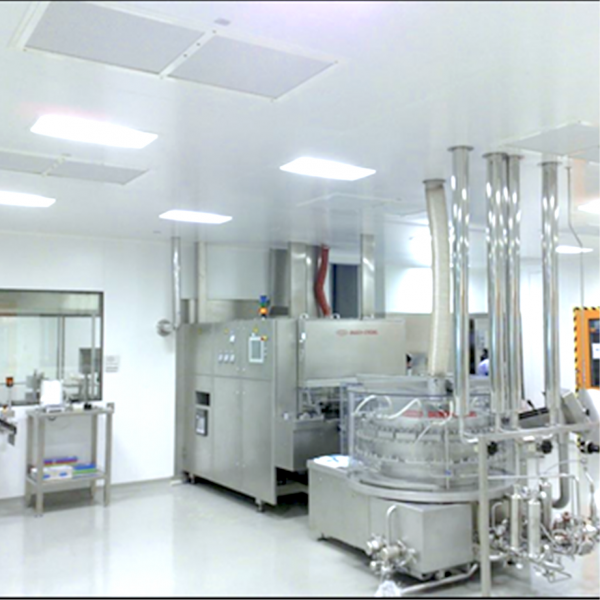 PM50 PHARMACEUTICAL with flush surface attachment