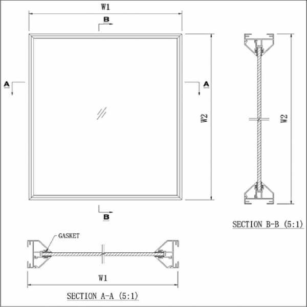 Window System Structure